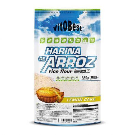 VITOBEST HARINA DE ARROZ INSTANT 1KG