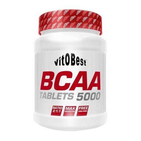 VIT.O.BEST BCAA 5000 - 300 TABLETS