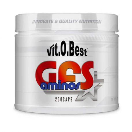 VIT.O.BEST GFS AMINOS 200 TRIPLECAPS.