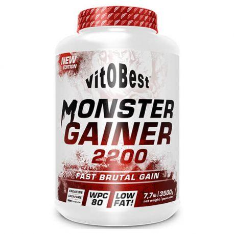 VIT.O.BEST MONSTER GAINER 2200 - 3,5KG