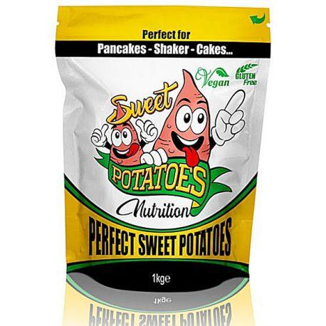 SWEET POTATOES NUTRITION HARINA PATATA DULCE 1KG