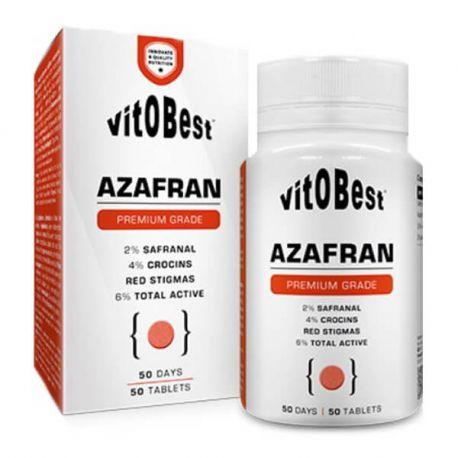 VIT.O.BEST AZAFRAN 50 COMPRIMIDOS
