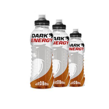 VIT.O.BEST DARK ENERGY DRINK 12x 500ML