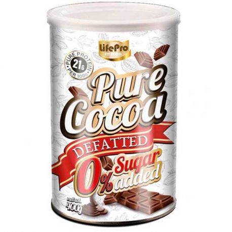 LIFEPRO FIT FOOD PURE COCOA 400G