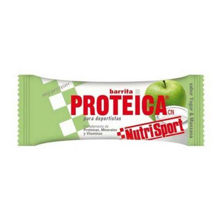 NUTRISPORT BARRITA PROTEICA 24UDS
