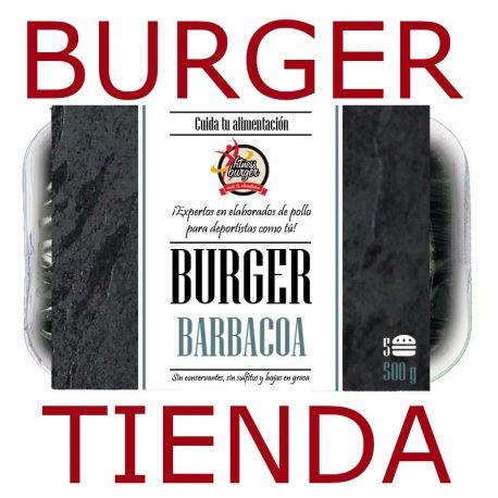 FITNESS BURGER TIENDA