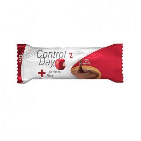 NUTRISPORT CONTROLDAY 28 BARRITAS VARIOS SABORES