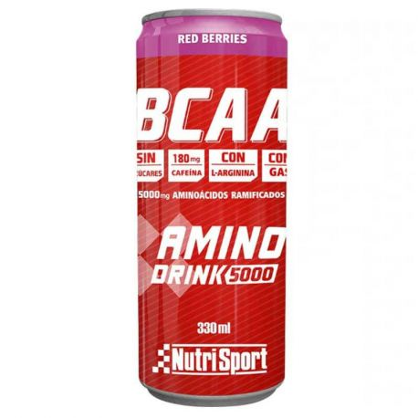 NUTRISPORT BCAA AMINODRINK 5000 330ML