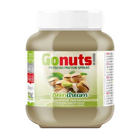 DAILY LIFE GONUTS CREMA PROTEICA PISTACHO 350G