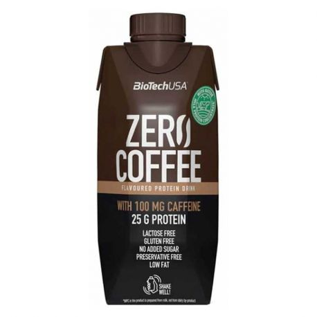 BIOTECH USA ZERO COFFEE 300ML