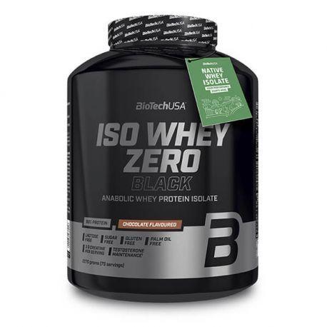 BIOTECH USA ISO WHEY ZERO BLACK 30G