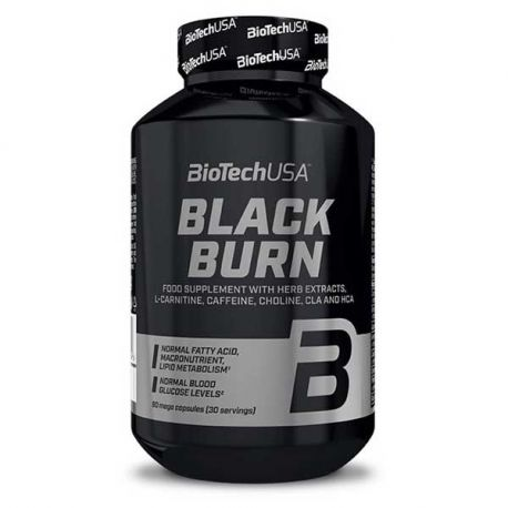 BIOTECH USA BLACK BURN 90 CÁPSULAS