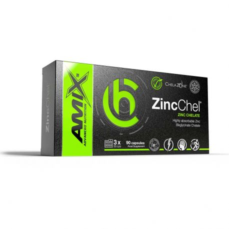 AMIX CHELAZONE® ZINCCHEL® 90 VCAPS