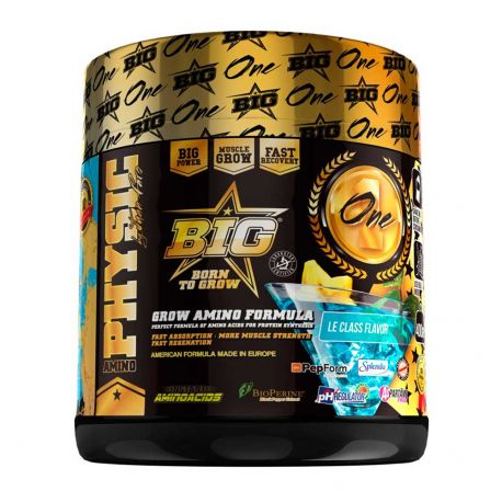 BIG AMINO PHYSICS 400 G.
