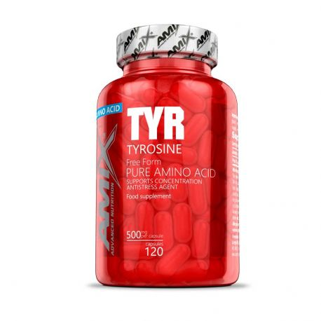AMIX TYROSINE 120CAPS