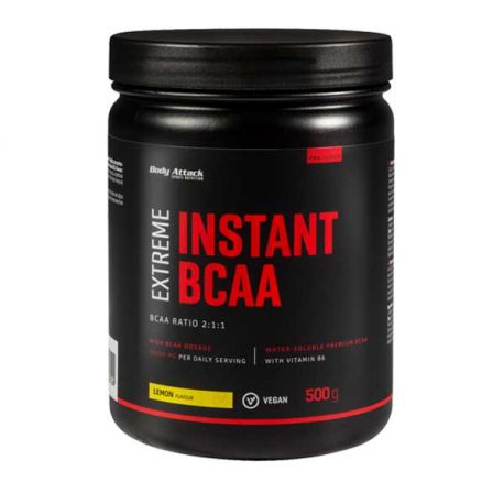 BODY ATTACK EXTREME INSTANT BCAA 500 G