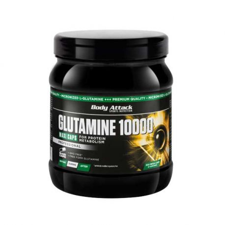 BODY ATTACK GLUTAMINE 10000 300 CAPS