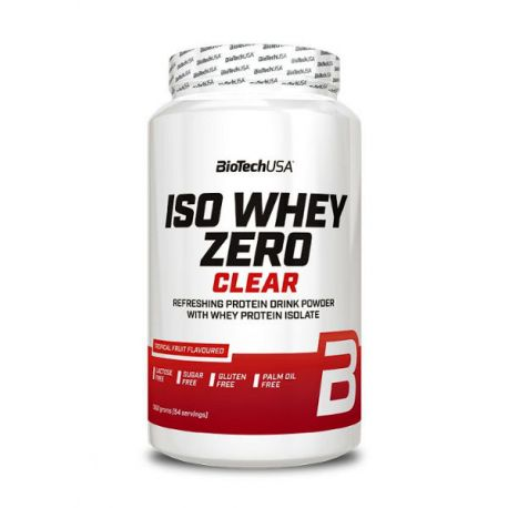 BIOTECH USA ISO WHEY CLEAR 1362G