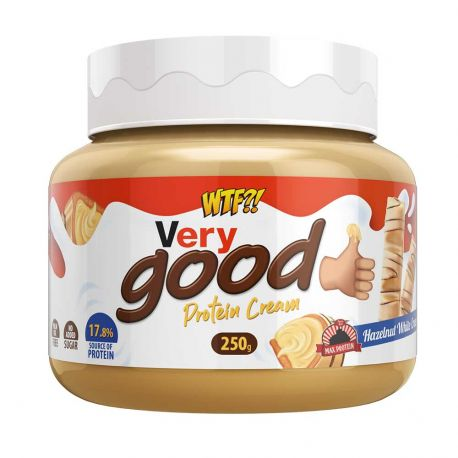 MAX PROTEIN WTF VERYGOOD PROTEIN CREAM 250G