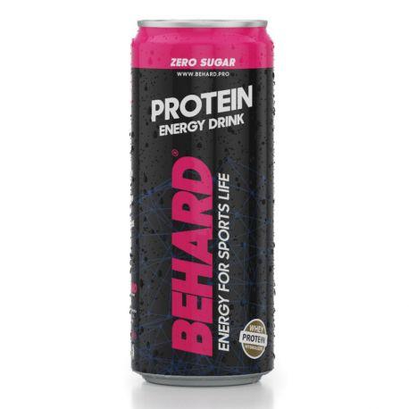 BEHARD PROTEIN ENERGY DRINK 330ML