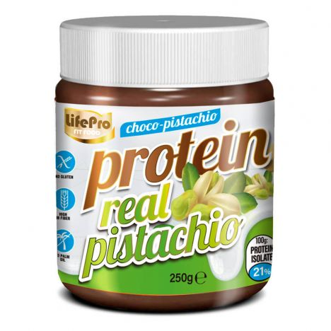 LIFE PRO FIT FOOD PROTEIN CREAM REAL PISTACHIO 250G