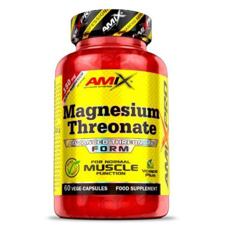 AMIX MAGNESIUM THREONATE 60 VCAPS