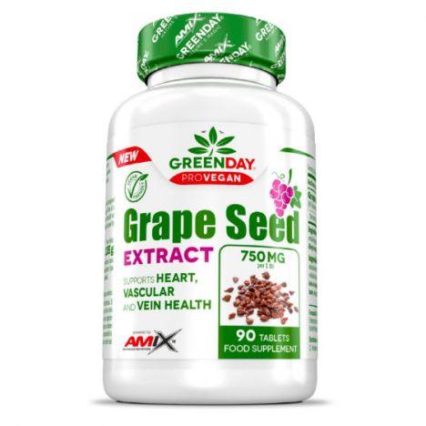 AMIX GREENDAY® PROVEGAN GRAPE SEED EXTRACT 90 TABS