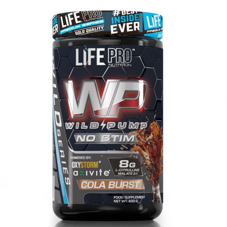 LIFE PRO WILD PUMP NON STIMULANT 400G