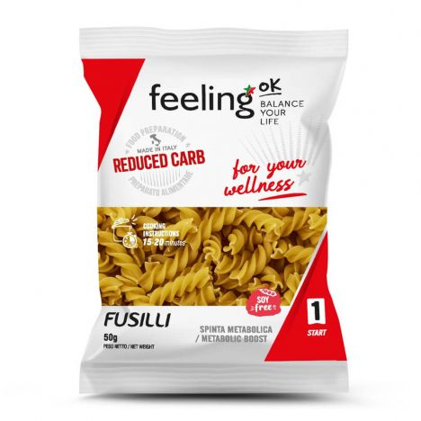 FEELING OK START FUSILLI 50G