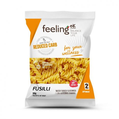 FEELING OK OPTIMIZE FUSILLI 50G