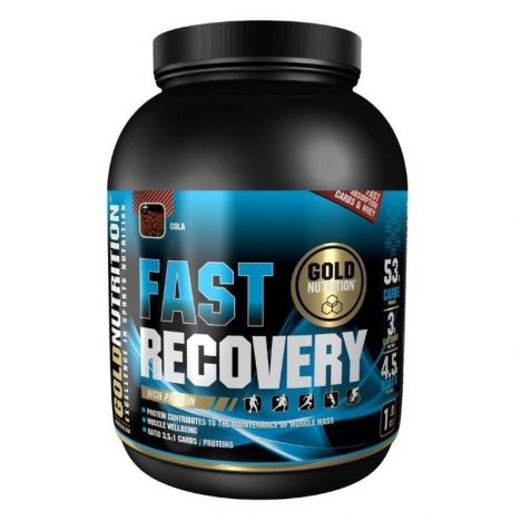 GOLDNUTRITION FAST RECOVERY 600G