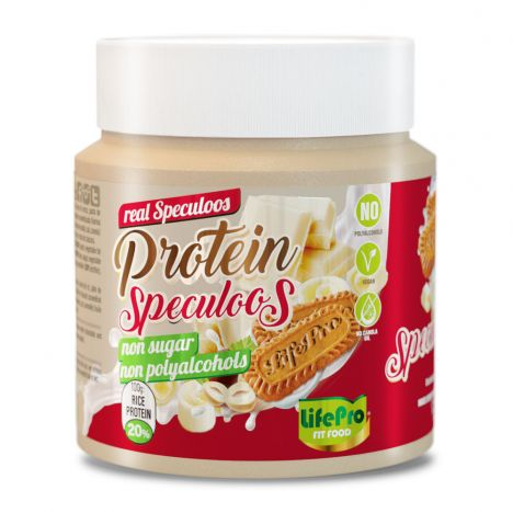 LIFE PRO HEALTHY PROTEIN CREAM WHITE CHOCO SPECULOOS 250G