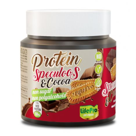 LIFE PRO HEALTHY PROTEIN CREAM SPECULOOS & COCOA 250G