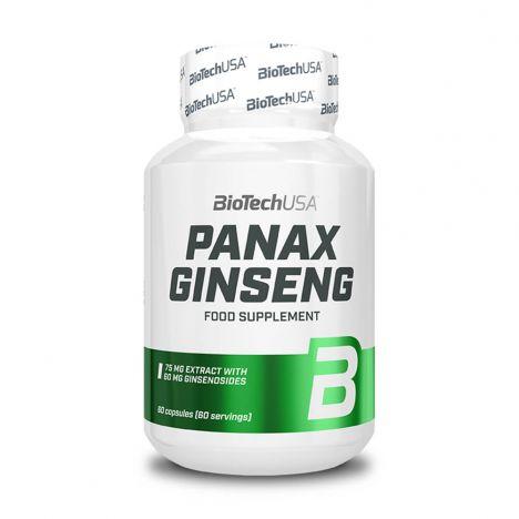 BIOTECH USA PANAX GINSENG 60CAPS