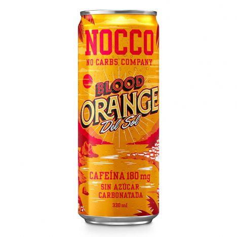 NOCCO BLOOD ORANGE DEL SOL 330ML