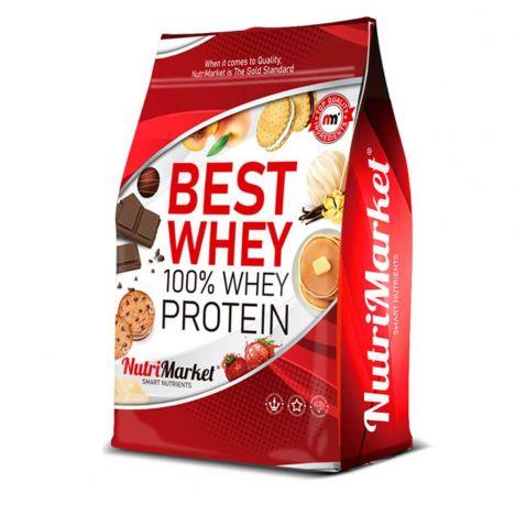 NUTRIMARKET NEW 100% WHEY 4 KG