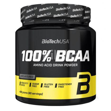 BIOTECH USA -100% BCAA 400G