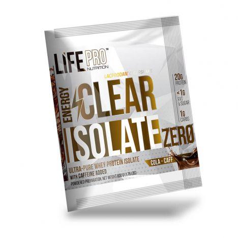 LIFE PRO CLEAR ISOLATE ZERO CAFFEINE MUESTRA 25G