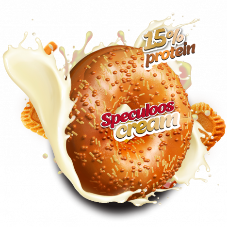 LIFE PRO FIT FOOD BAGEL SPECULOOS CREAM