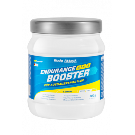 BODY ATTACK ENDURANCE BOOSTER 600 G