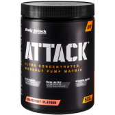 BODY ATTACK PRE WORKOUT ATTACK 600 G