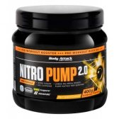 BODY ATTACK NITRO PUMP 2.0 400G