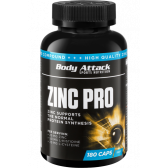 BODY ATTACK ZINC PRO 90 CAPS.