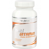 BODY ATTACK MULTI VITAMIN 100 TABS