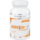 BODY ATTACK OMEGA 3 90 CAPS