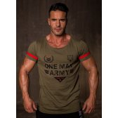 GREAT I AM CAMISETA ONE MAN ARMY