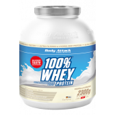 BODY ATTACK 100% WHEY PROTEIN 2,3 KG
