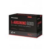 BODY ATTACK ARGININE 6000 120 CAPS