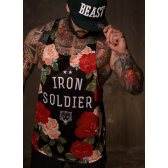 GREAT I AM CAMISETA TIRANTES IRON SOLDIER