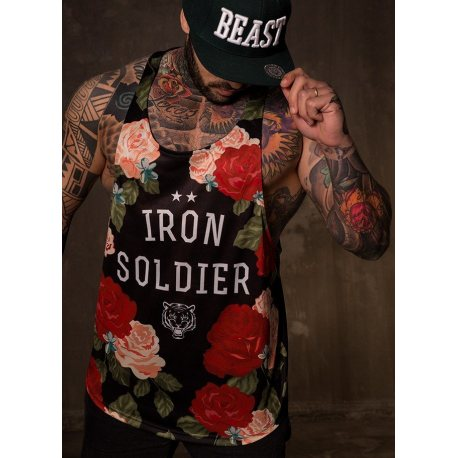 GREAT I AM CAMISETA TIRANTES IRON SOLDIER